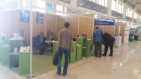 گزارش تصویری از حضور آریا پلاستیک در دومین نمایشگاه ایران فارما